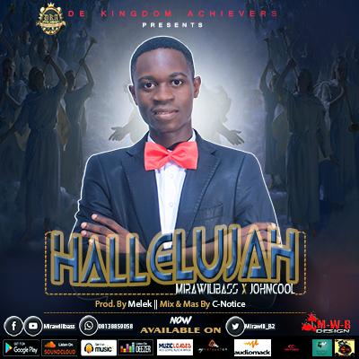 Hallelujah - Album Cover