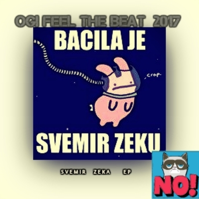 Svemir zeka (The space rabbit) - Album Cover