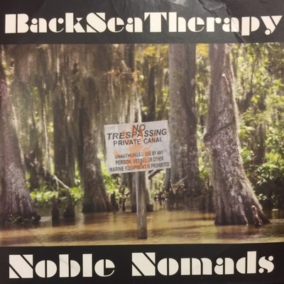 Black Sea Therapy - Album Cover
