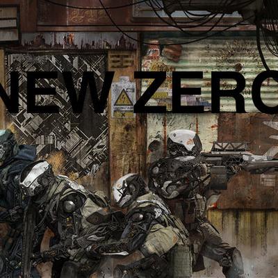NewZero - Album Cover