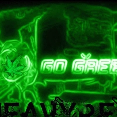 Go Green Riddim  - Album Cover
