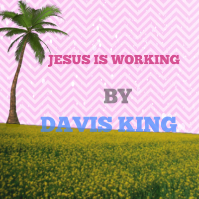 Jesus is working - Album Cover