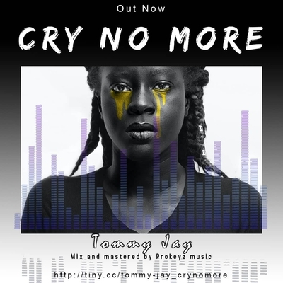 Tommy Jay-Cry No More