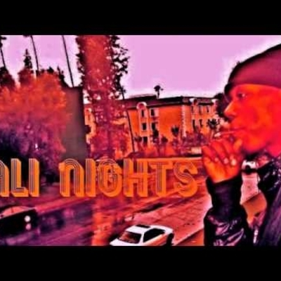 Cali Nights - Album Cover