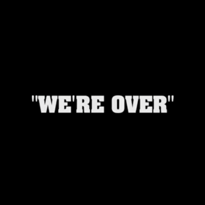 We re Over