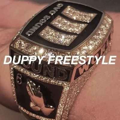 Duppy Freestyle Cover
