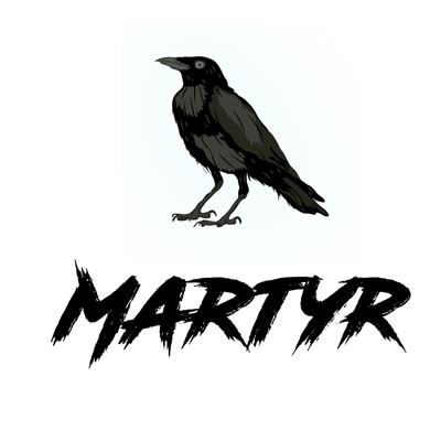 Mas Martyr - Album Cover