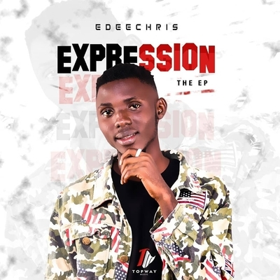 Expression (The EP) - Album Cover