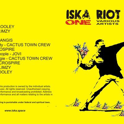 Iska Riot - Album Cover