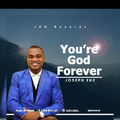 You are God forever