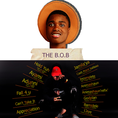 the B/O.B - Album Cover