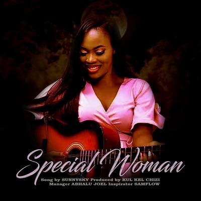special woman - Album Cover