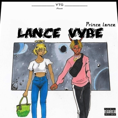 Lance vybe - Album Cover